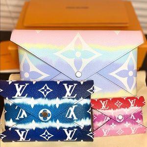 Limited Edition Louis Vuitton Escale Kirigami!